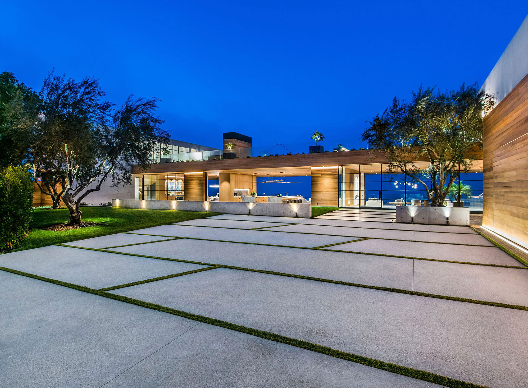 Architect Noah Walker's CarlaHouse Hits Market for $46 Million