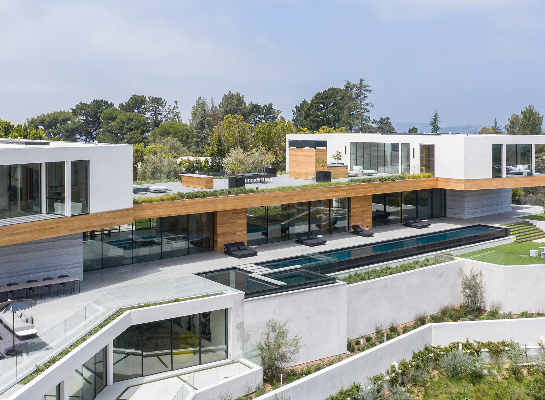 New $46M Home Adds To Stratospheric Price Growth Of A Beverly Hills Enclave